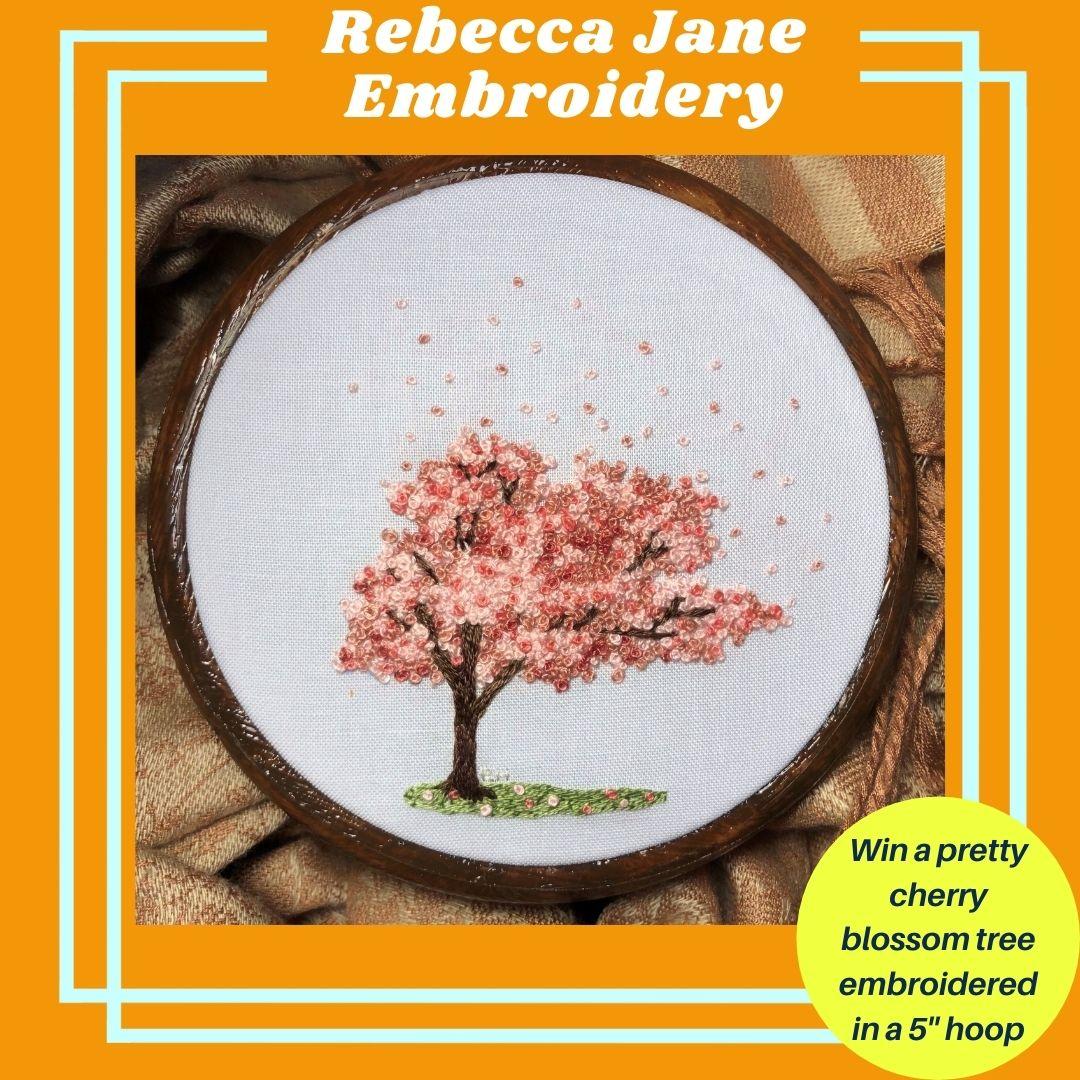 Rebecca Jane Embroidery