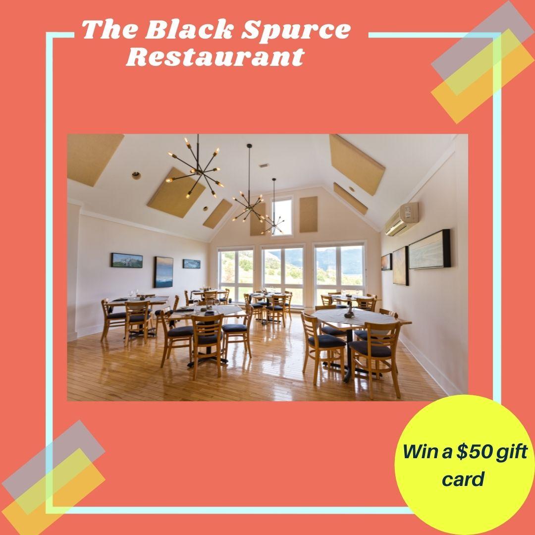 The Black Spruce Restaurant